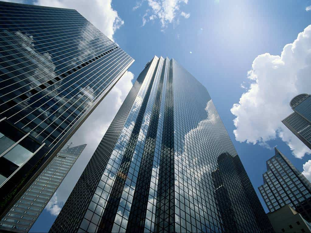 skycrapers of Commercial real estate