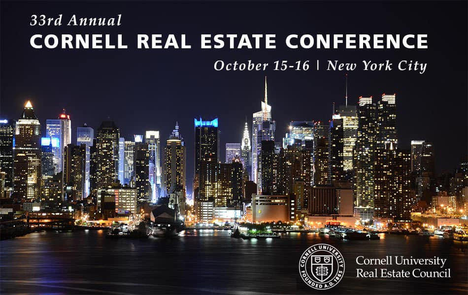 Profile of Cornell's Baker Program in Real Estate - MS in