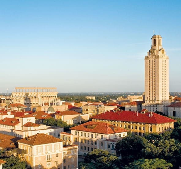 McCombs School of Business - MBA in Real Estate - Adventures