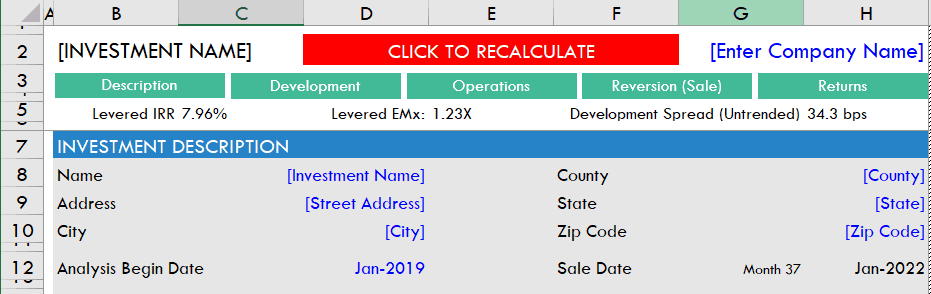how to create dynamic in cell buttons and toggles in excel a cre